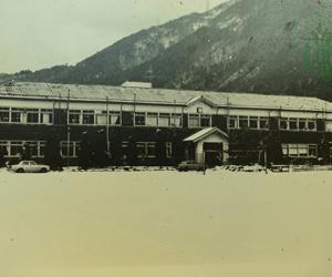 昭和36年度頃 新校舎