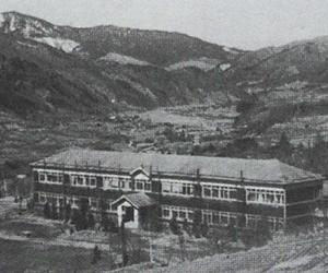 昭和36年度 新校舎